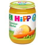 Hipp Bio Gemüseallerlei 190g