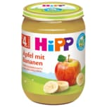 Hipp Bio Äpfel mit Bananen 190g