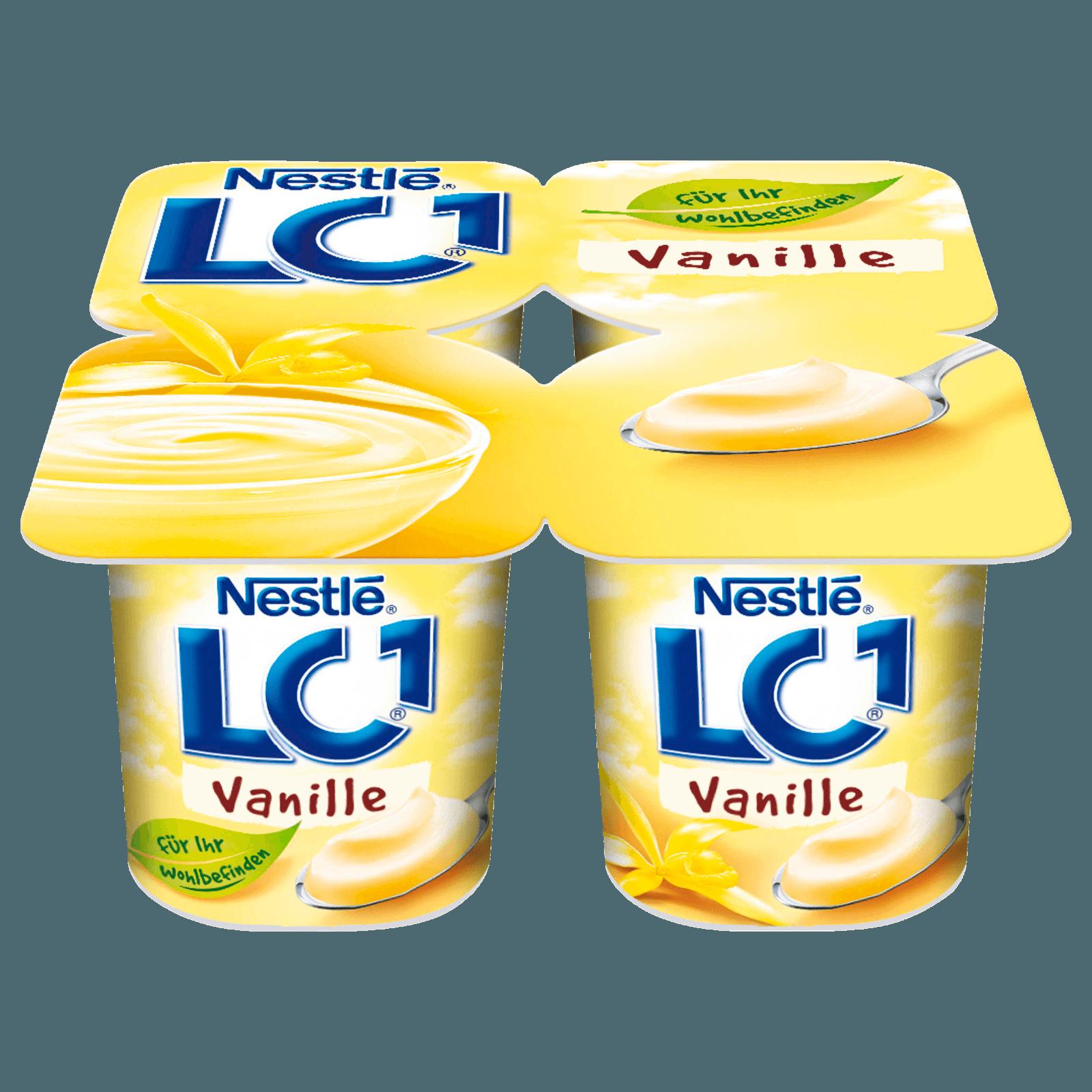 Nestlé LC1 Vanille 4x125g