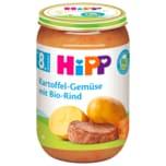 Hipp Kartoffelgemüse mit Bio-Rind 220g