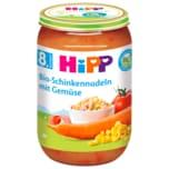 Hipp Bio-Schinkennudeln mit Gemüse 220g