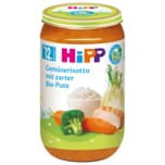 Hipp Gemüserisotto mit zarter Bio-Pute 250g