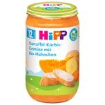 Hipp Kartoffel-Kürbis-Gemüse mit Bio-Hühnchen 250g