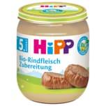 Hipp Bio-Rindfleisch Zubereitung 125g