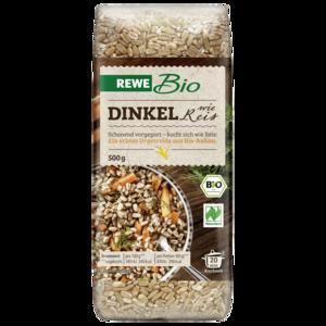 REWE Bio Dinkel wie Reis 500g