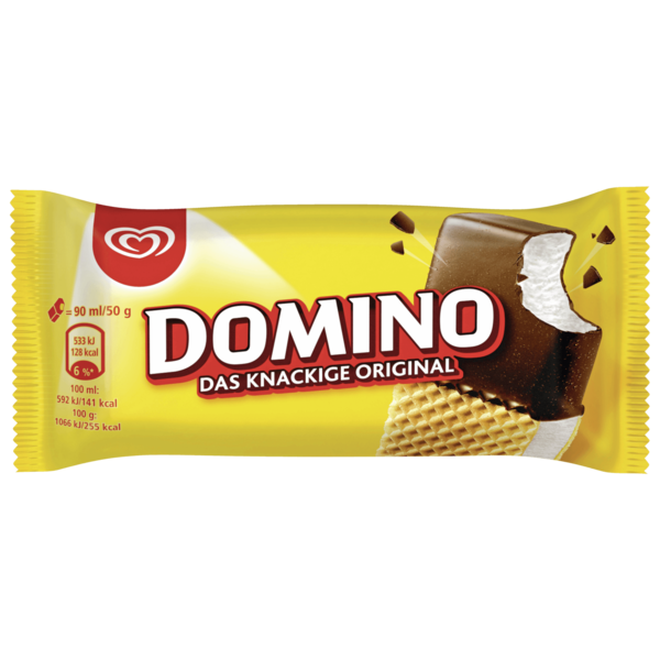 Domino Langnese Eis 90ml