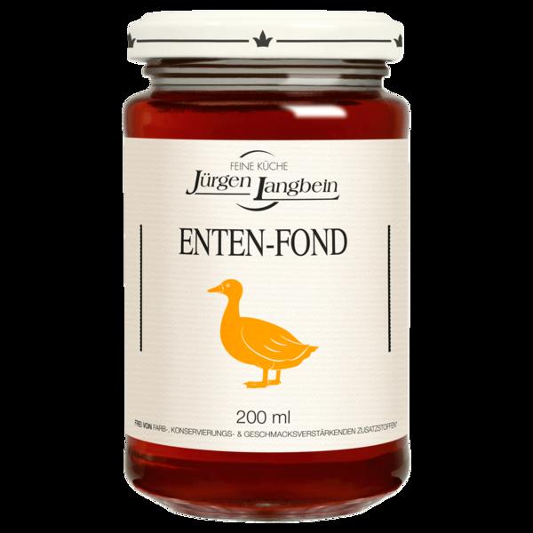 Jürgen Langbein Enten-Fond 200ml