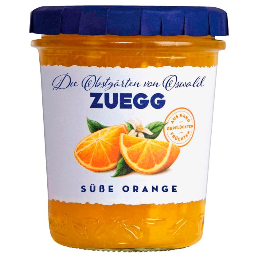 Zuegg Fruchtaufstrich süße Orange 330g