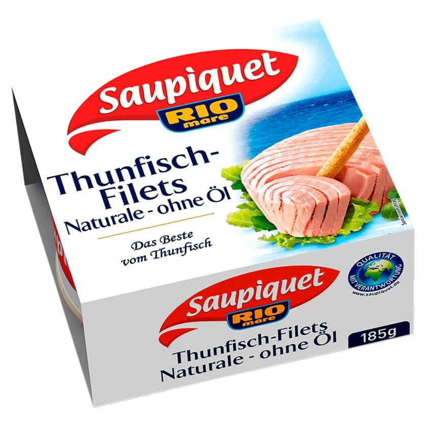 Saupiquet Thunfisch-Filets Naturale ohne Öl 130g