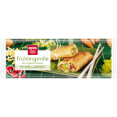 REWE Beste Wahl Frühlingsrolle mit zartem Gemüse 150g