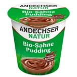Andechser Natur Bio Sahnepudding Schoko 150g