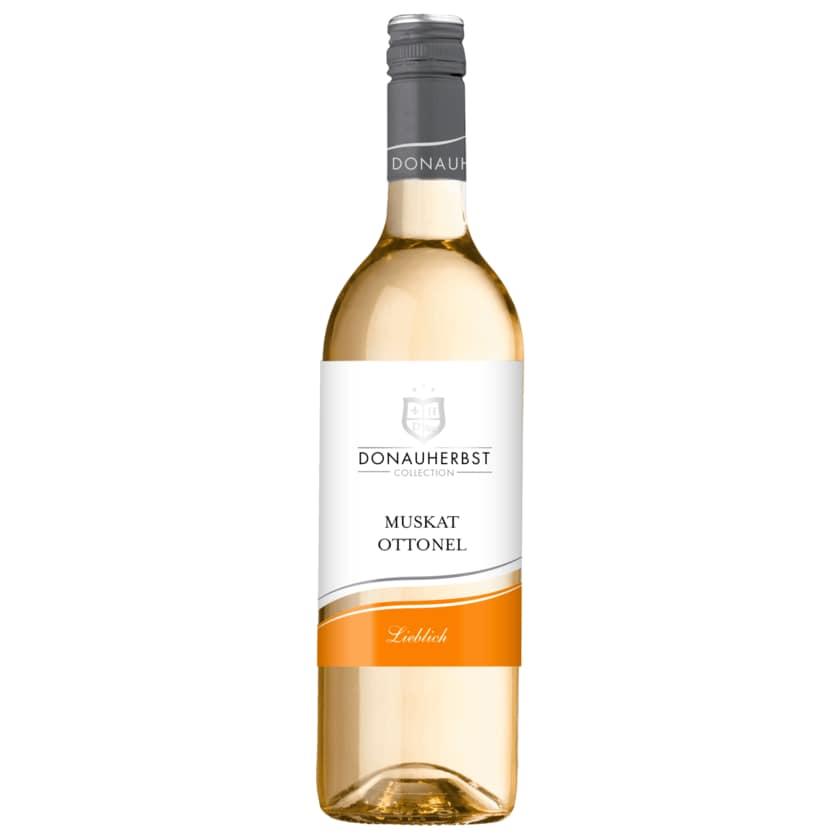 Donauherbst Weißwein Muskat Ortonell lieblich 0,75l