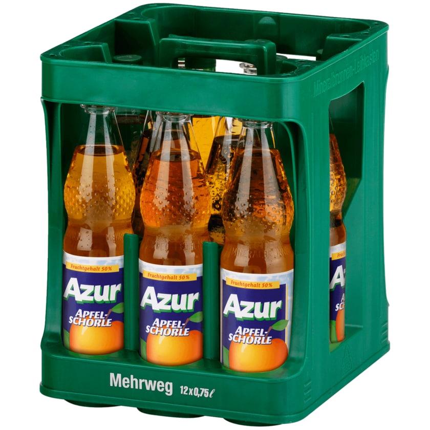 Azur Fitness Apfel 12x0,75l