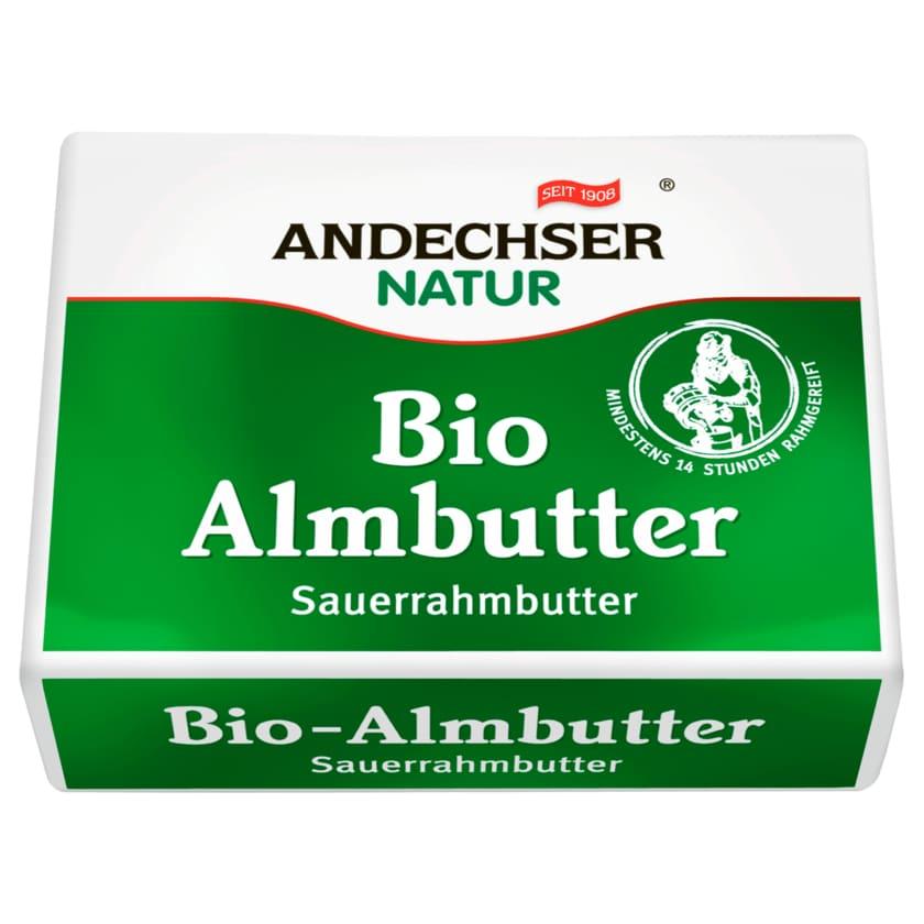 Andechser Natur Bio-Almbutter 250g