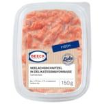 Beeck Seelachsschnitzel in Delikatessmayonnaise 150g