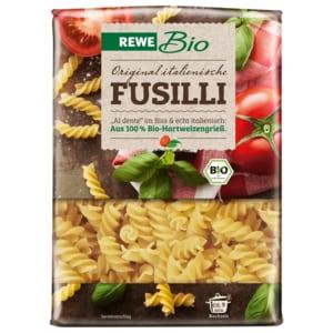 REWE Bio Original italienische Fusilli 500g