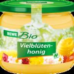 REWE Bio Vielblütenhonig 500g