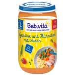 Bebivita Gemüse & Hühnchen mit Nudeln 250g