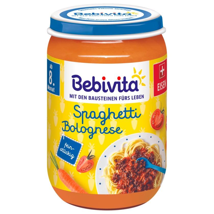 Bebivita Spaghetti Bolognese 220g