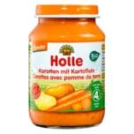 Demeter Bio Holle Karotten mit Kartoffeln 190g