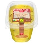 REWE Beste Wahl Kartoffelsalat mit Essig & Öl 400g