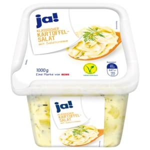 ja! Klassischer Kartoffelsalat mit Salatcreme 1kg