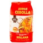 Arroz Cebolla Sollana Paella Reis 1000g