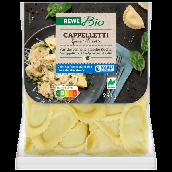 REWE Bio Cappelletti Spinat-Ricotta 250g