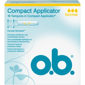 o.b. ProComfort Normal 16 Stück