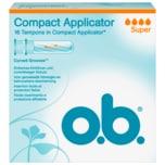 o.b. Tampons ProComfort Super 16 Stück