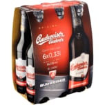 Budweiser Imported Dark Lager 6x0,33l