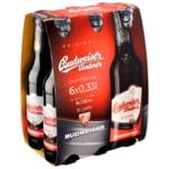 Budweiser Imported Dark Lager 6x0,33l