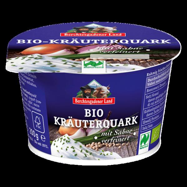 Berchtesgadener Land Bio-Kräuterquark 40% 200g