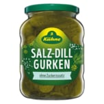 Kühne Salz-Dill-Gurken 370ml