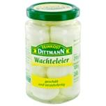 Feinkost Dittmann Wachteleier 120g