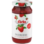 D'arbo Konfitüre Erdbeere kalorienreduziert 220g