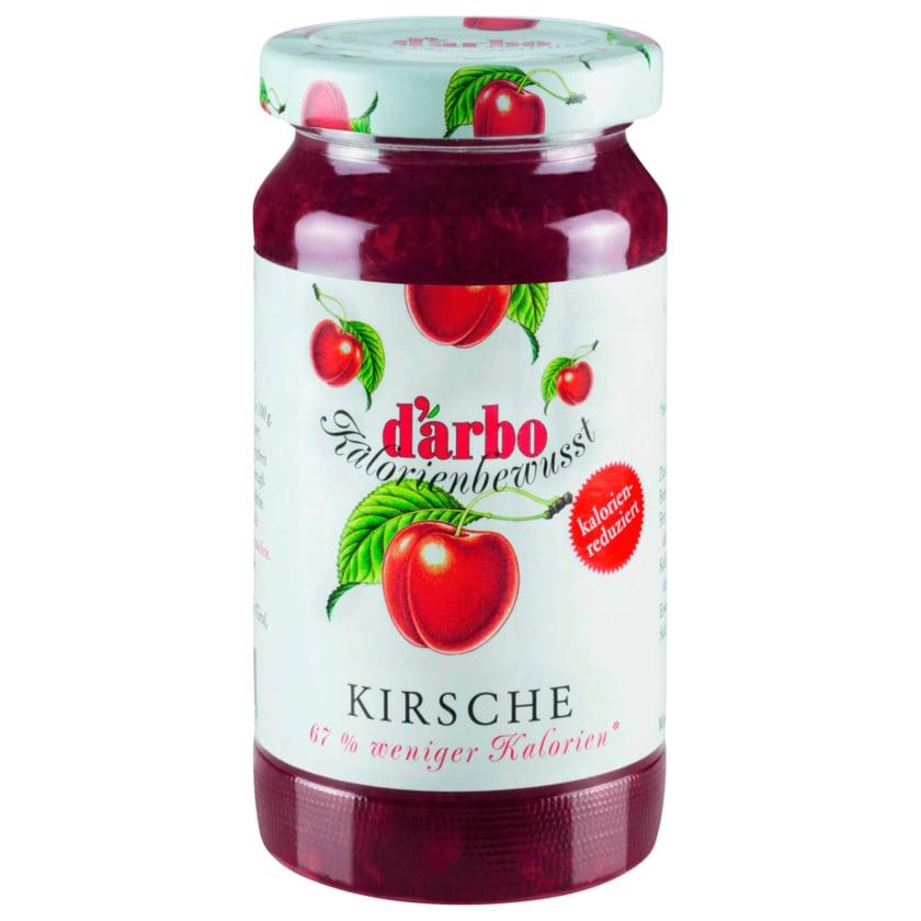 Darbo kalorienreduzierte Konfitüre Kirsche 220g