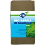 Kerl Bio-Abfallsäcke Papier 120l, 3 Stück