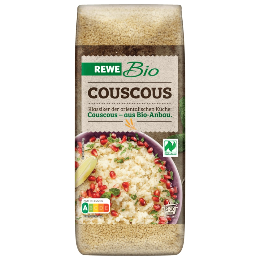 REWE Bio Couscous 500g
