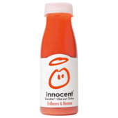 Innocent Smoothie Erdbeere & Banane 250ml