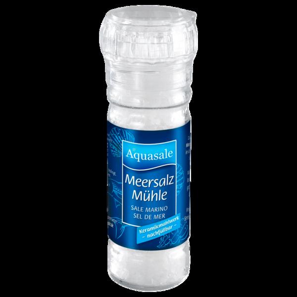 Aquasale Meersalz-Mühle 100g