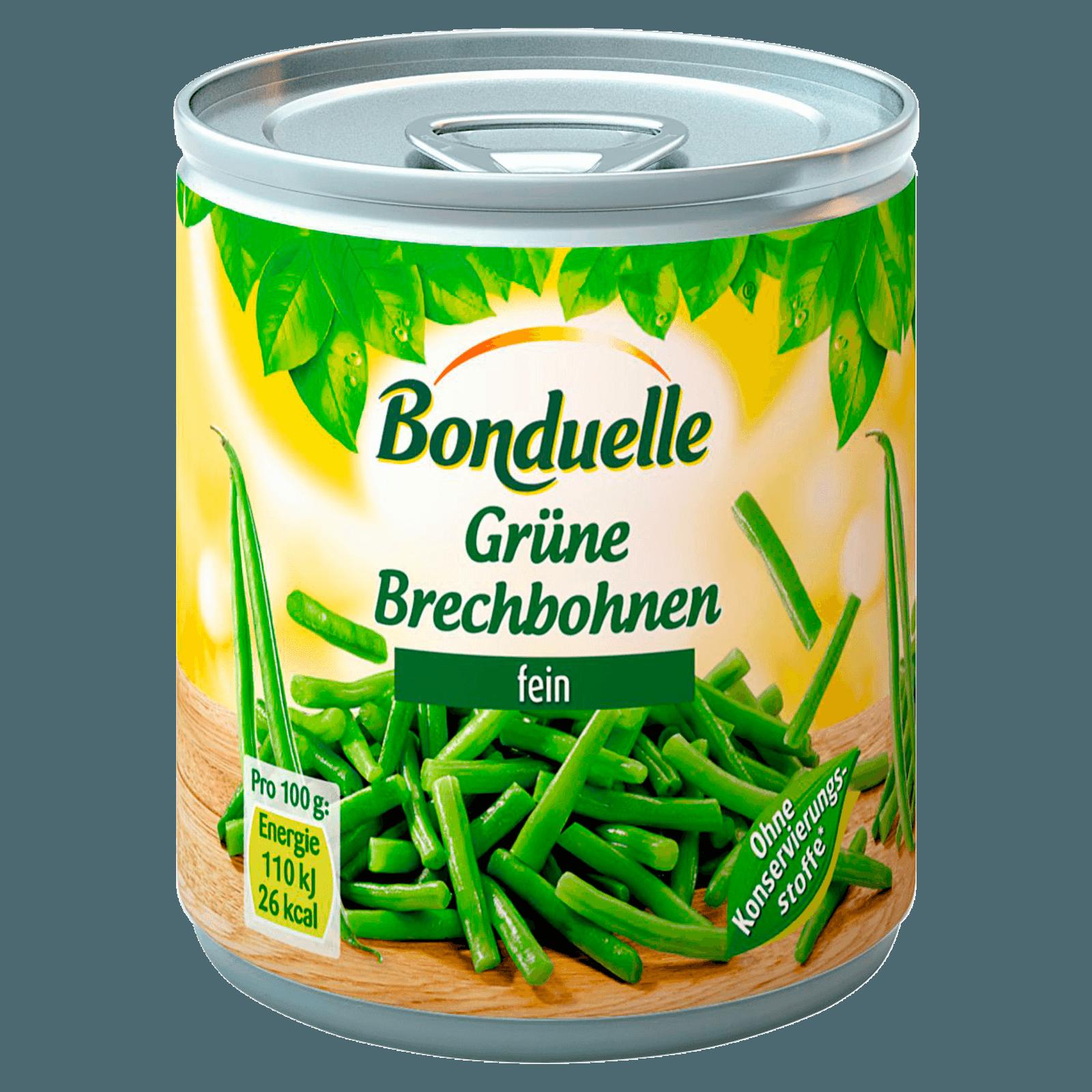 Bonduelle Grüne Brechbohnen fein 110g