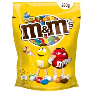 m&m's Peanut 200g