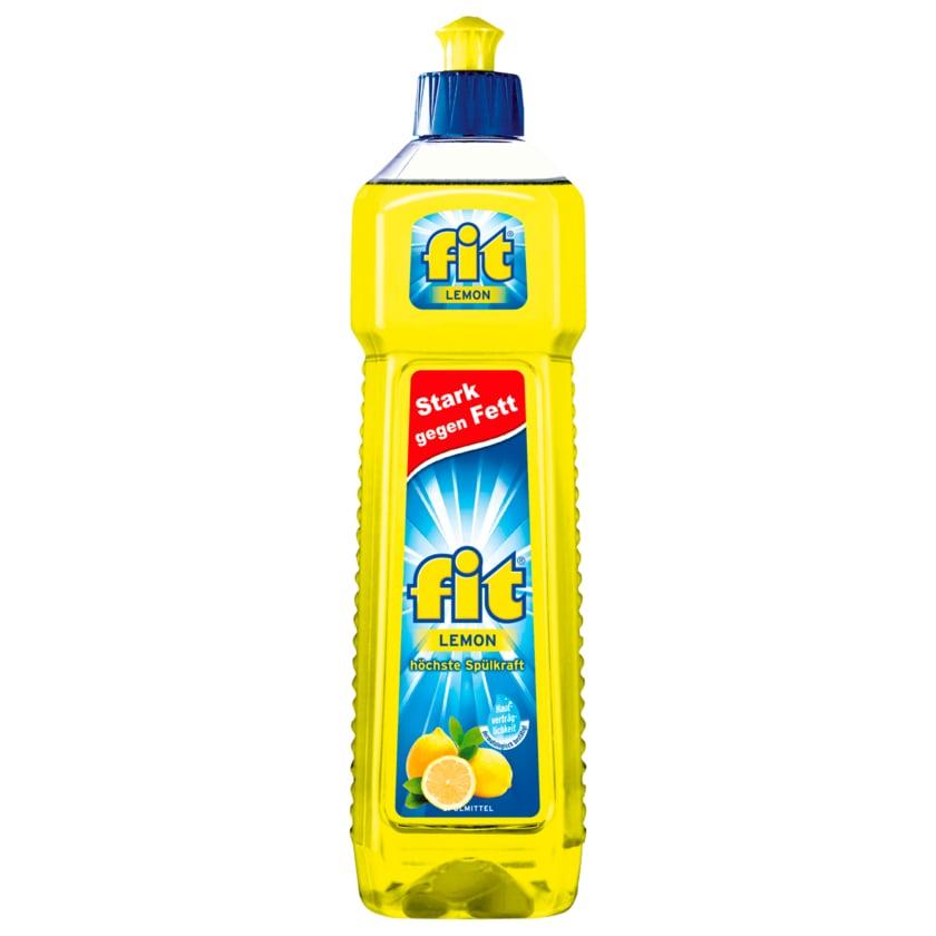 Fit Spülmittel Lemon 750ml