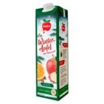 Wolfra Winter-Apfel mit Gewürzen alkoholfrei 1l