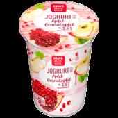 REWE Beste Wahl Joghurt mild Apfel-Granatapfel 250g