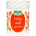 Fuchs Pfeffer weiß gemahlen 60g