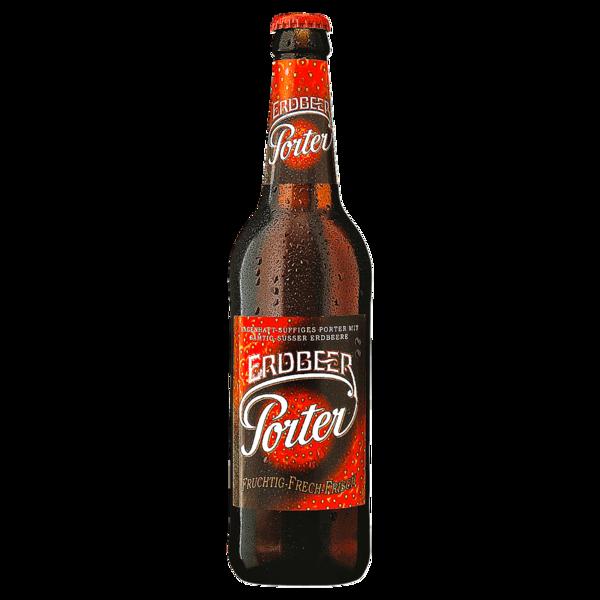 Lausitzer Erdbeer-Porter 0,5l