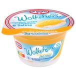 Dr. Oetker Wölkchen Vanille-Geschmack -30% Kalorien 125g