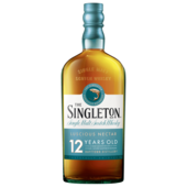 The Singleton Single Malt Scotch Whisky of Dufftown 12 Jahre 0,7l